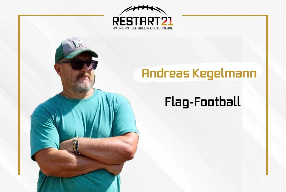 Flag Football Andreas Kegelmann
