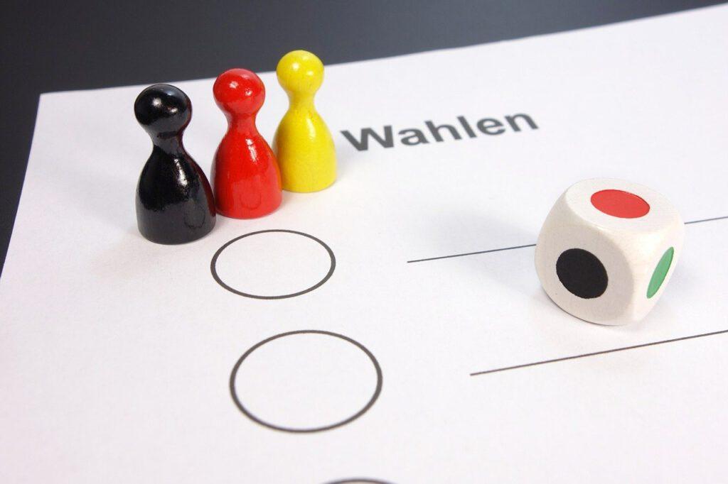 Symboldbild Wahlen